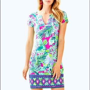 Lilly Pulitzer Sophiletta dress in Early Bloomer S